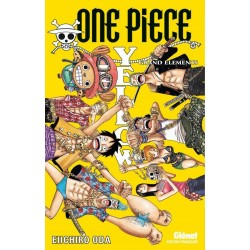 ONE PIECE CHARACTERS WORLD - YELLOW