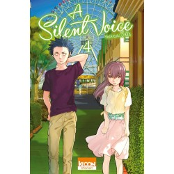 A SILENT VOICE - Tome 4