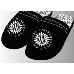 SUPERNATURAL - Winchester Brothers - Mule Slippers S38-41