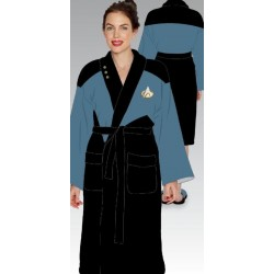 STAR TREK - Original Crusher - Fleece Bathrobe 197055  Nieuwe imports