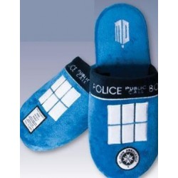 DOCTOR WHO - Tardis - Mule Slippers S38-41