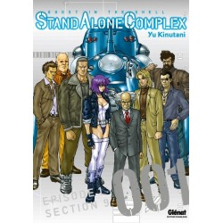 THE GHOST IN THE SHELL STAND ALONE COMPLEX - Tome 1