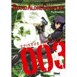 THE GHOST IN THE SHELL STAND ALONE COMPLEX - Tome 3