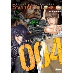 THE GHOST IN THE SHELL STAND ALONE COMPLEX - Tome 4