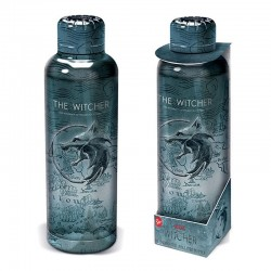THE WITCHER - roestvrij stale fles 515ml