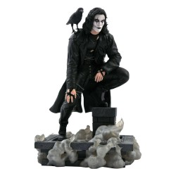 THE CROW - Statue Movie Gallery 25cm