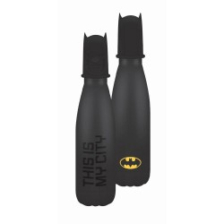 DC COMICS - Batman - Metal 3D Lid Bottle 500ml