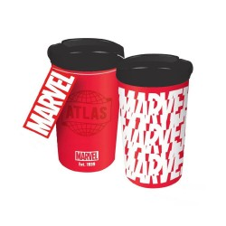 MARVEL - Metal Koffiebeker to go