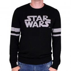 STAR WARS - Pull Over - Logo (XXL) 163061  Pull-Over - Truien