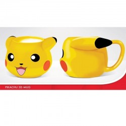 POKEMON - Pikachu - Beker 3D 320ml