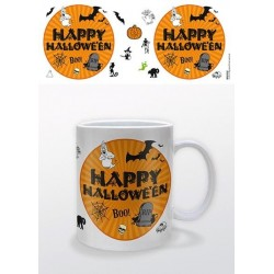 HALLOWEEN - Mug - 300 ml - Happy Halloween 163033  Drinkbekers - Mugs