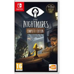 Little Nightmares Complete Edition- SWITCH
