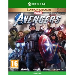 Marvels Avengers Deluxe Edition- Xbox One