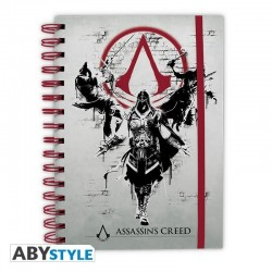 ASSASSIN'S CREED - Legacy - Notitieboek A5