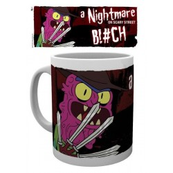 RICK & MORTY - Mug - 300 ml - Scary Terry 163012  Drinkbekers - Mugs