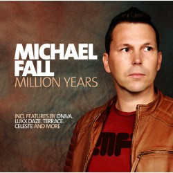Michael Fall - Million Years (CD)