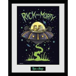 RICK & MORTY - Collector Print 30X40 - Ship 163008  Posters