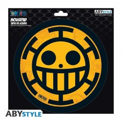 ONE PIECE - Skull Law - Mouse Pad 21.5cm