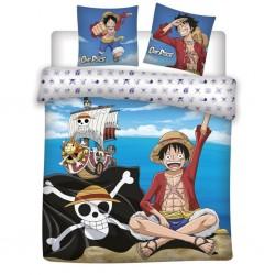 ONE PIECE - Luffy - Duvet Cover 240x220cm - '100% Cotton'