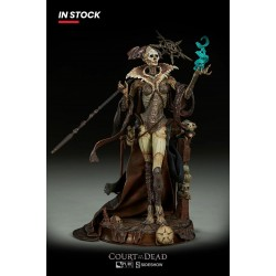 COURT OF THE DEAD - Xiall Osteomancers Vision - Statue 33x17x16cm