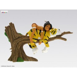 SILLAGE - Navis & Houyo On a Tree - Resin Satute '21x13x8cm'