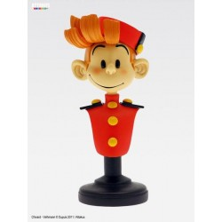 SPIROU - Mini Resin Bust 12.5cm