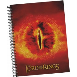 LORD OF THE RINGS - Sauron - A5 Spiral Notebook