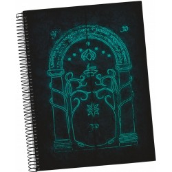 LORD OF THE RINGS - Moria - A5 Spiral Notebook