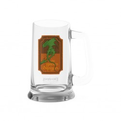 LORD OF THE RINGS - The Green Dragon - Glass Jug 620ml