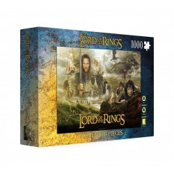 LORD OF THE RINGS - Puzzle 1000P 66x45x1cm