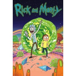 RICK & MORTY - Poster 61X91 - Portal 162988  Posters