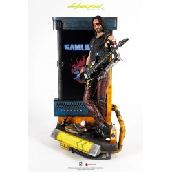 CYBERPUNK 2077 - Johnny Silverhand Exclusive - Figure 53cm