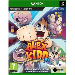 ALEX KIDD IN MIRACLE WORLD...