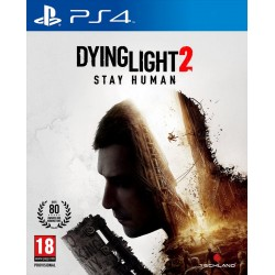 Dying Light 2 - Stay Human ( PS5 UPGRADE)- Playstation 4  198510  Playstation 4