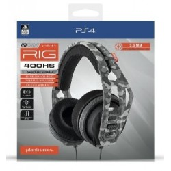 Plantronics - RIG 400 HS Official Headset Camo PS4 162956  Playstation 4