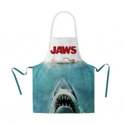 JAWS - Apron - Poster