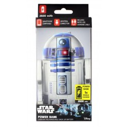 STAR WARS - POWER BANK 2600 mAh - R2-D2 162928  Power Bank