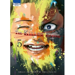 THE KILLER INSIDE - Tome 5 198848  Nieuwe imports