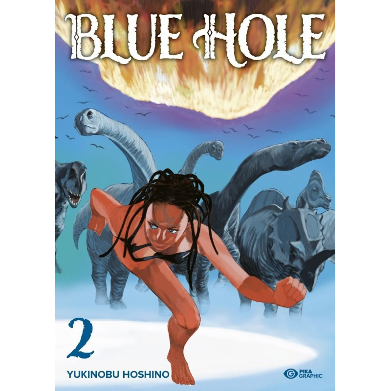 BLUE HOLE - Tome 2 - Edition Deluxe 198855  Nieuwe imports