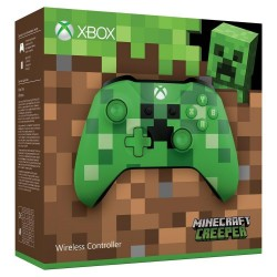 Control Pad Wireless Officiel Minecraft Creeper Limited Edition