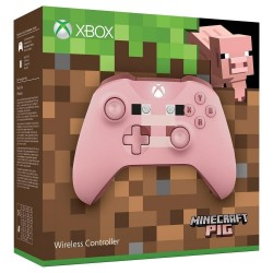 Control Pad Wireless Officiel Minecraft Pig Limited Edition 162877  Xbox One