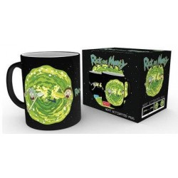 RICK & MORTY - Mug Heat Change 300 ml - Portal 162778  Drinkbekers - Mugs