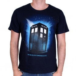DOCTOR WHO - T-Shirt Tradis in Space (XL) 162653  T-Shirts Doctor Who