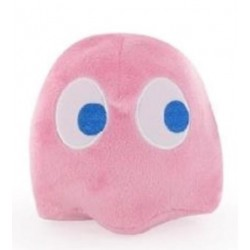 PAC-MAN - Sound Knuffel Pinky Ghost - 20cm