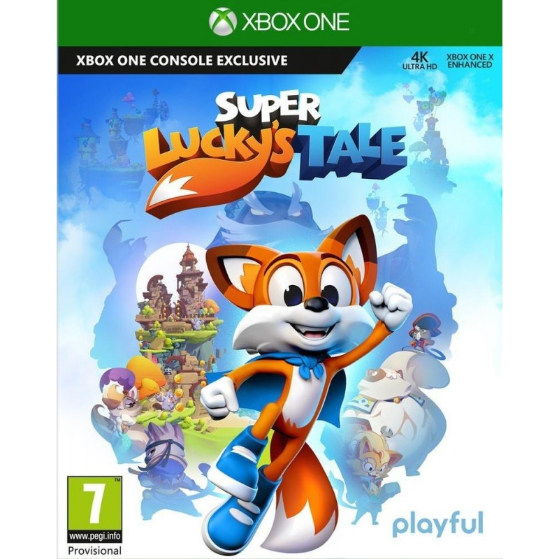Super Luckys Tale - Xbox One 162573 Xbox One