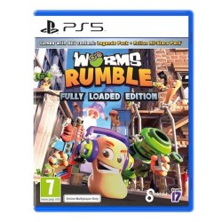 WORMS Rumble- Playstation 5