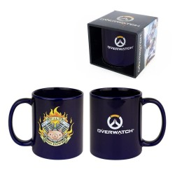 OVERWATCH - Mug 330 ml - Roadhog 162521  Drinkbekers - Mugs