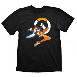OVERWATCH - T-Shirt Tracer Hero (L)