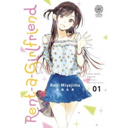 RENT-A-GIRLFRIEND - Tome 1
