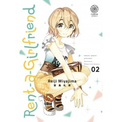 RENT-A-GIRLFRIEND - Tome 2